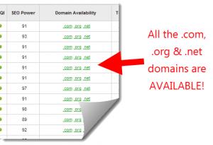 Domain rant