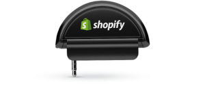 POS Shopify - selling products