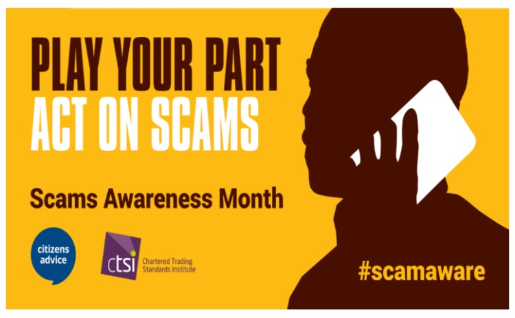 scams - act on scams