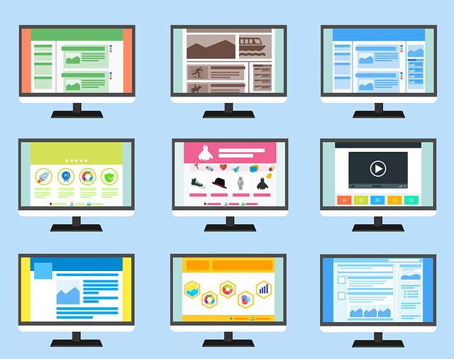 Website - create a website