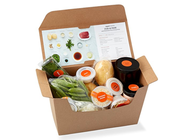 amazon meal kit