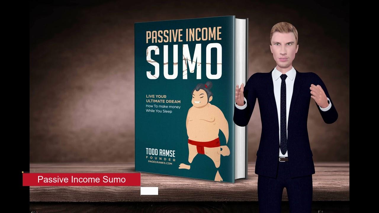Passive Income Sumo - Learn the steps